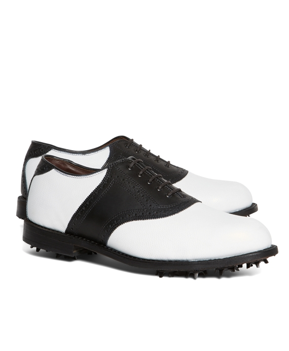 3cb7b1e65dd Men s Redan Two-Toned Golf Shoes