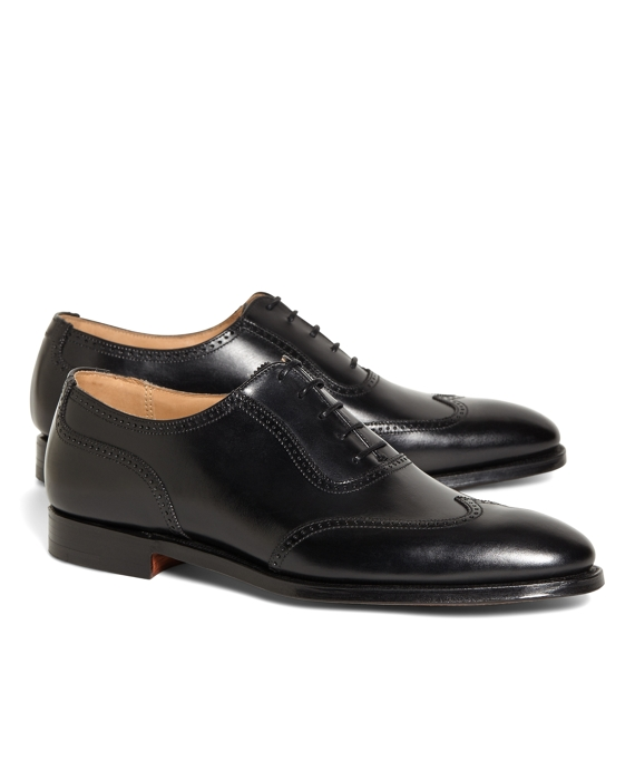 Peal & Co.® Wingtips Black