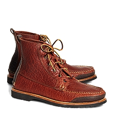Rugged Leather Boots