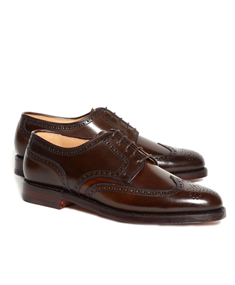 Peal & Co.® Cordovan Brogue