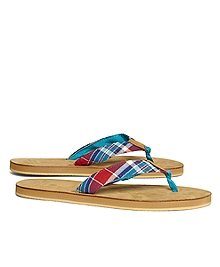 Madras Flip-Flops