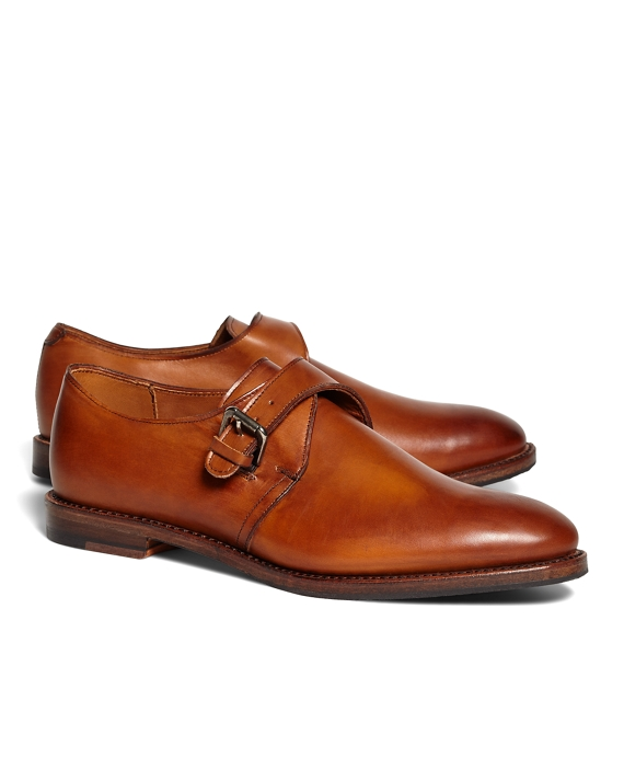 Monk Straps Walnut