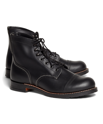Red Wing for Brooks Brothers 9218 Premium Iron Ranger  Boots