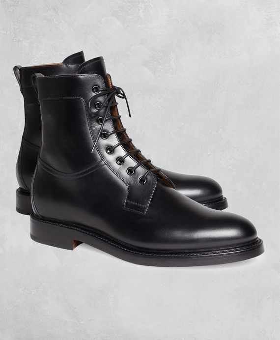 Golden Fleece® Boots Black