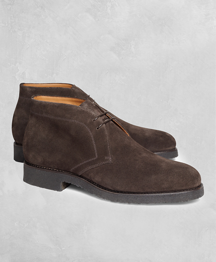 Golden Fleece® Suede Chukka Boots