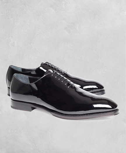 Golden Fleece® Patent Leather Formal Shoes