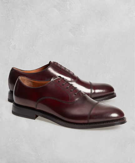 Golden Fleece® Cordovan Captoes