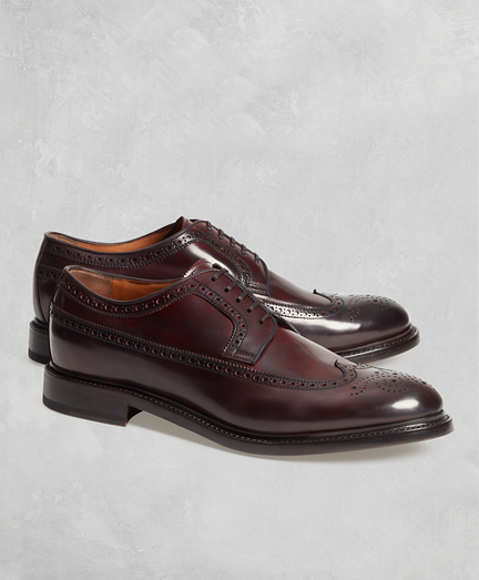 Golden Fleece® Cordovan Wingtips