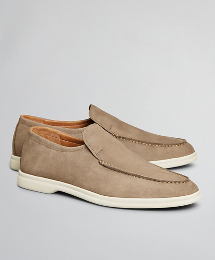 The Brooks Brothers Voyager 1 Shoe - Nubuck