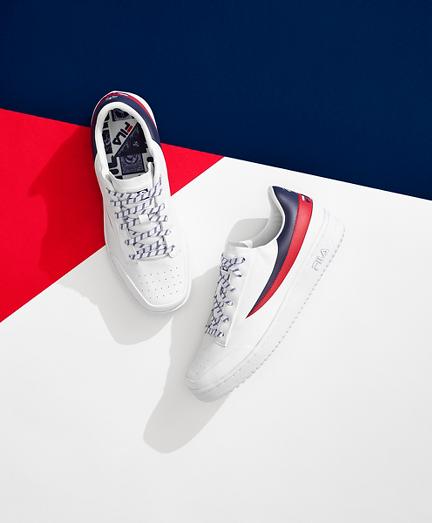 Brooks Brothers x FILA LX Shoes