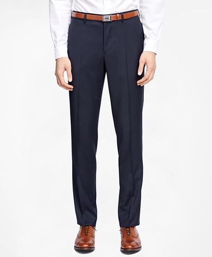 Navy Suit Trousers