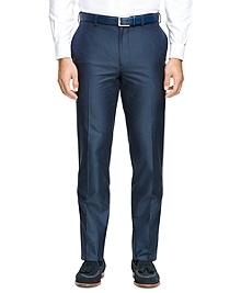 Fitzgerald Fit Plain-Front  Dress Trousers
