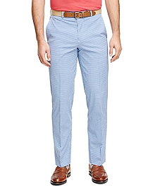 Fitzgerald Fit Check Trousers