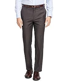 Fitzgerald Fit Mini Screen Weave Trousers