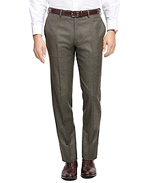Milano Fit Flannel Trousers