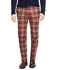 Fitzgerald Fit Tartan Trousers