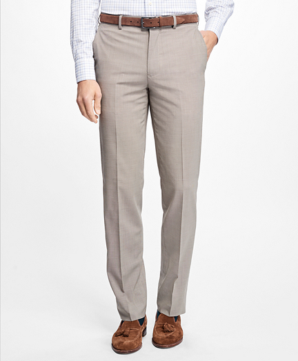 Fitzgerald Fit BrooksCool® Houndstooth Trousers