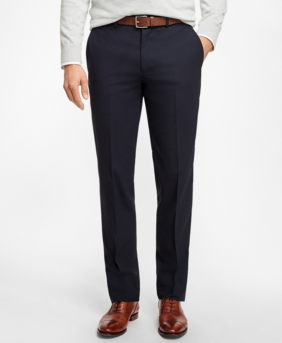 Regent Fit BrooksCool® Trousers Navy