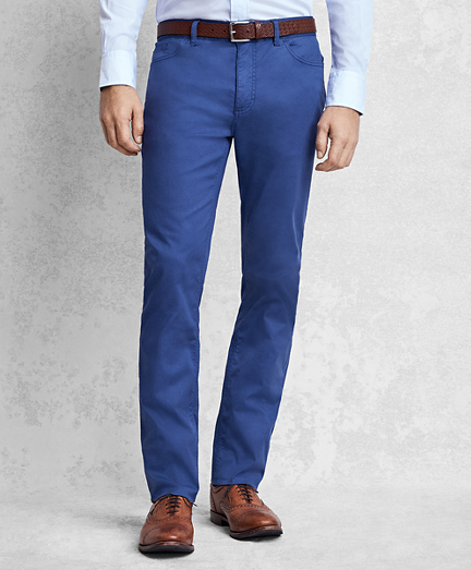 Golden Fleece® Five-Pocket Trousers