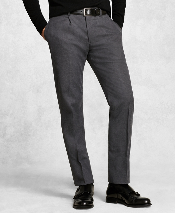 Golden Fleece® Medium Grey Dress Trousers Grey