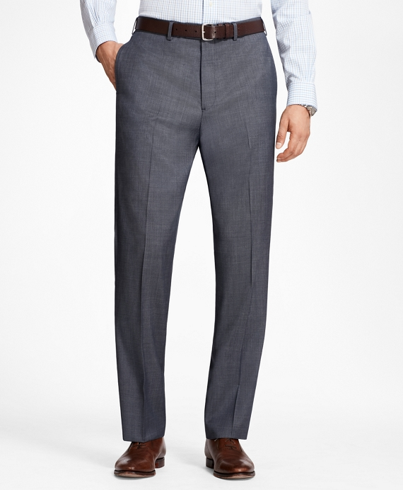Madison Fit Tic Trousers Blue
