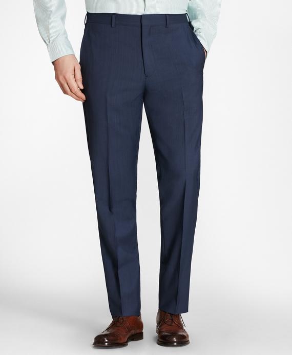 Regent Fit Hairline Stripe Trousers Blue