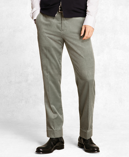 Golden Fleece® Corduroy Chino Trousers