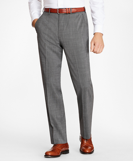 Madison Fit BrooksCool® Check Trousers. remembertooltipbutton 77403eca0fcd