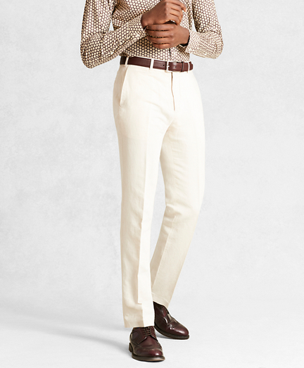 Golden Fleece® Linen Cotton Chino Trousers