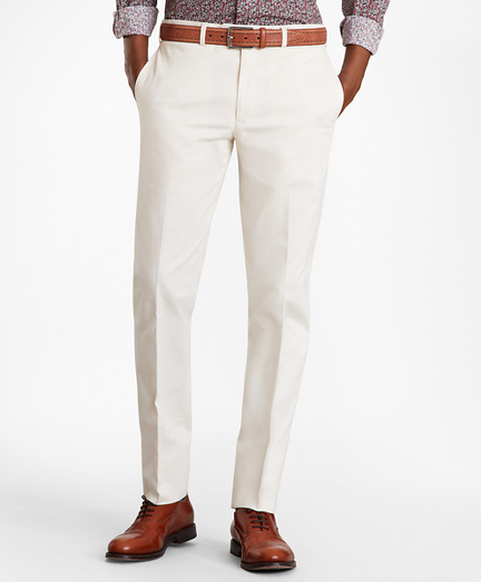 Milano Fit Supima® Cotton Trousers
