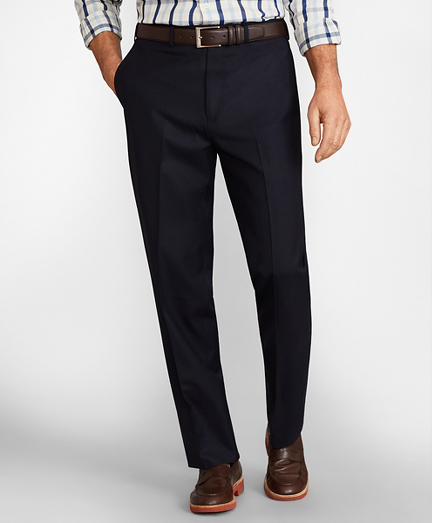 Madison Fit Stretch Wool Trousers