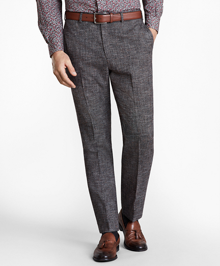 Regent Fit Dobby Trousers