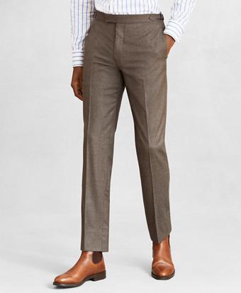 Golden Fleece® Regent Fit Flannel Trousers