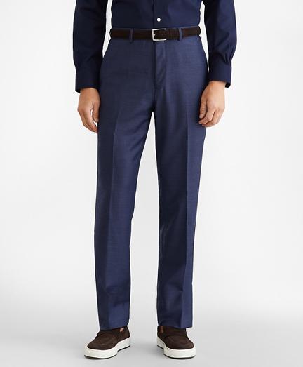 Regent Fit Wool Trousers