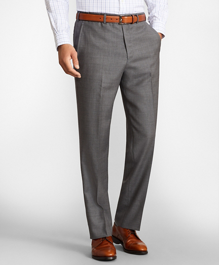 Madison Fit Wool Trousers