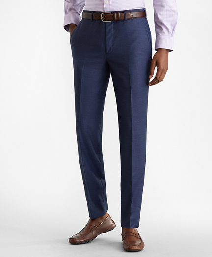Milano Fit Wool Trousers