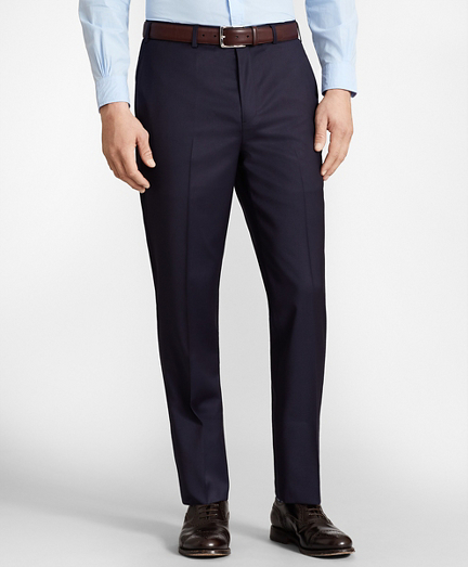 BrooksFlex™ Regent-Fit Wool Trousers