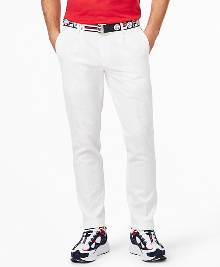 Brooks Brothers x FILA Seersucker Championship Trousers