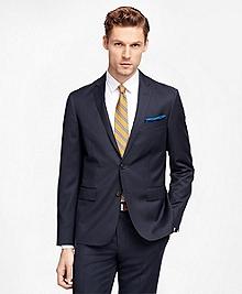 Navy Suit Jacket