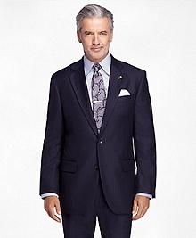 Madison Fit Saxxon Alternating Stripe 1818 Suit
