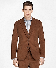 Own Make Three-Piece Corduroy Suit