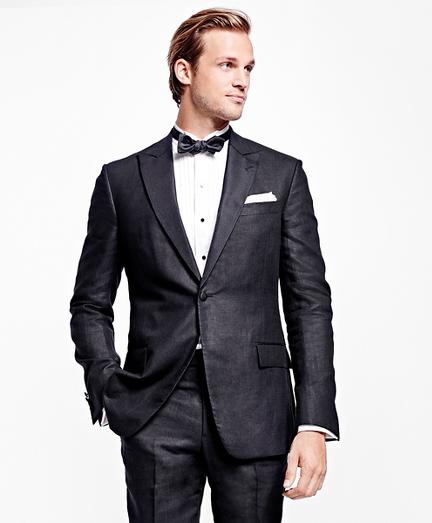 Regent Fit Irish Linen Tuxedo