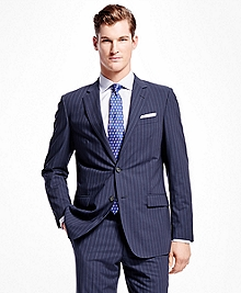 Fitzgerald Fit BrooksCool® Double Stripe Suit