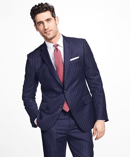 Regent Fit Double Stripe 1818 Suit