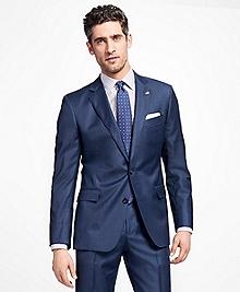 Regent Fit Saxxon Wool Sharkskin 1818 Suit
