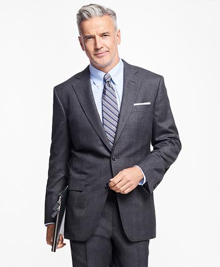 Golden Fleece® Madison Fit Plaid Suit