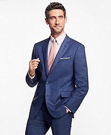 Regent Fit Blue Tic 1818 Suit