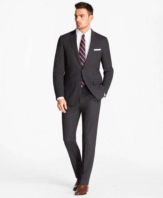 Regent Fit BrooksCool® Suit Charcoal