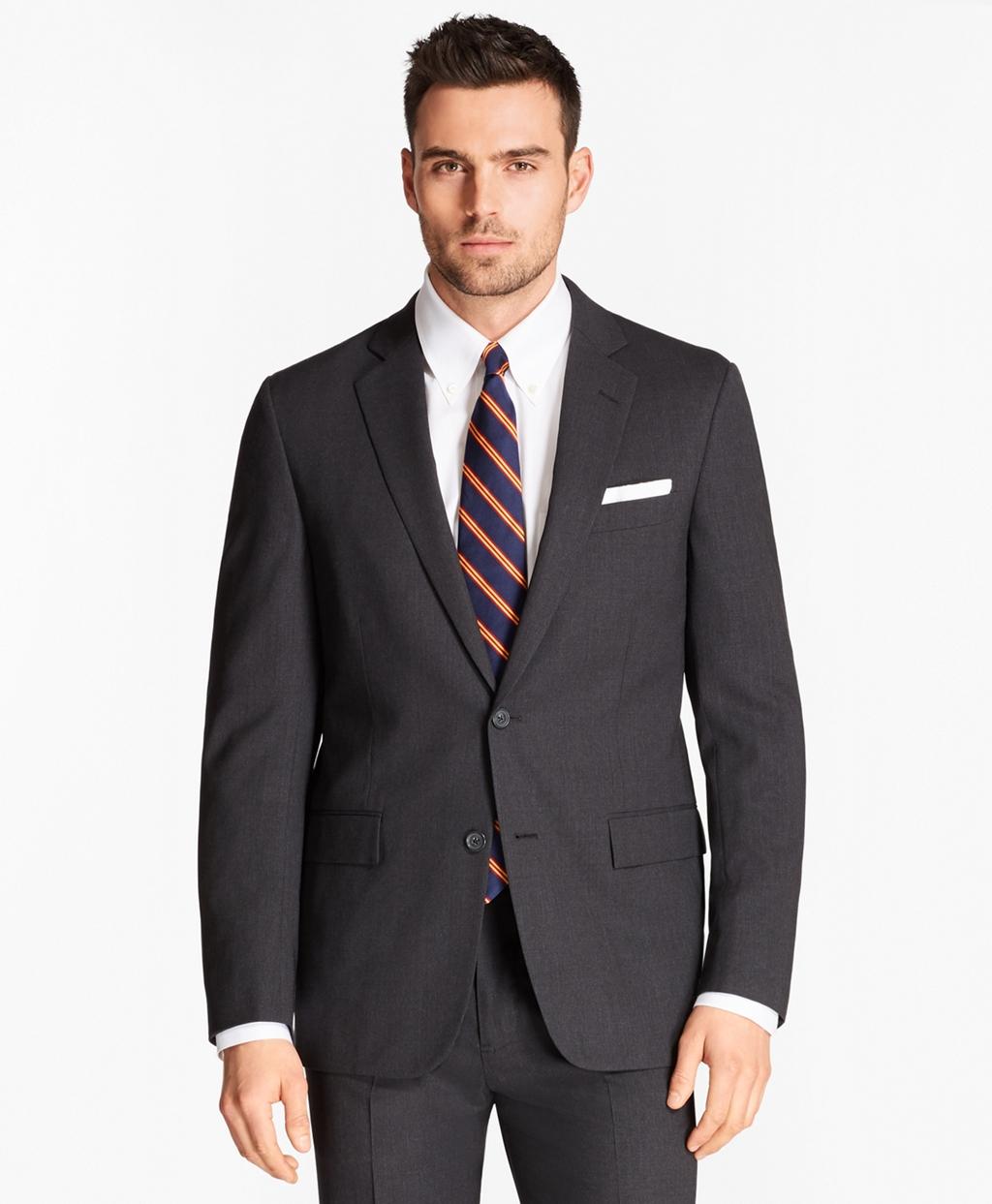 3dca5f3a412 Regent Fit BrooksCool® Suit - Brooks Brothers