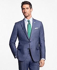 Regent Fit Alternating Stripe 1818 Suit